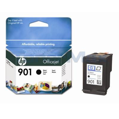 HP OFFICEJET J4580 NO 901 INK BLACK